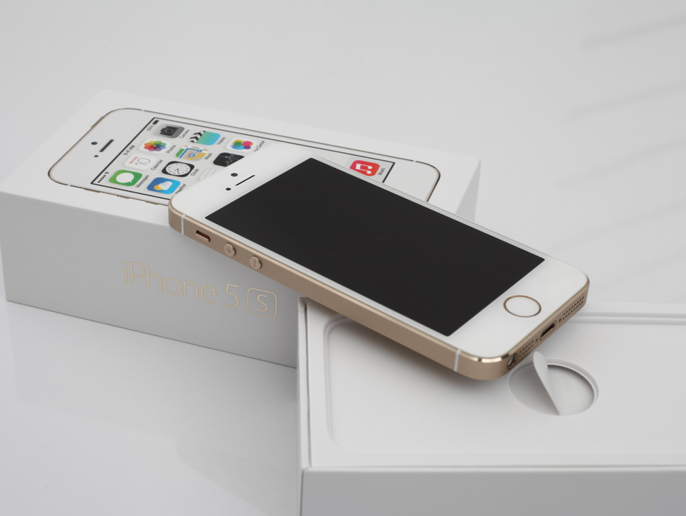 Iphone 5s Gold Unbox Iphone 5s Unboxing Pic3